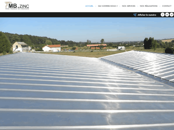 Habillage Alu Haute-Garonne : MB ZINC