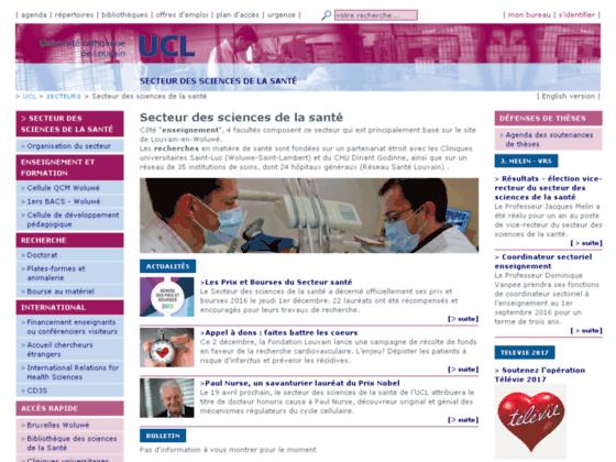 Photo image Louvain medical