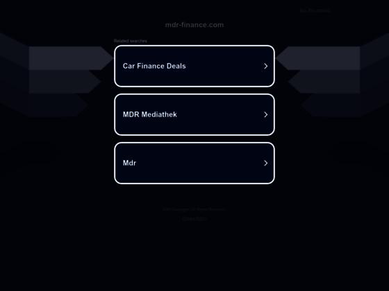 Interdit bancaire : votre solution MDR Finance