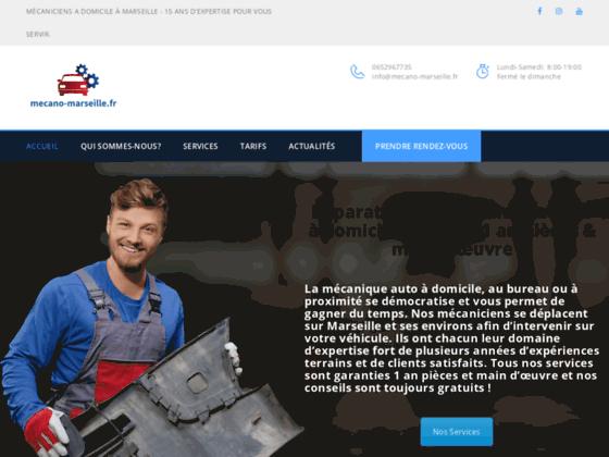 Un mécanicien à Marseille: blog