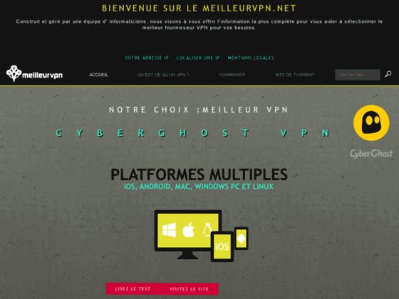 Abonnez-vous aux meilleurs fournisseurs VPN