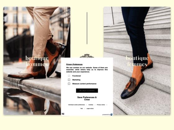Acheter des chaussures en ligne