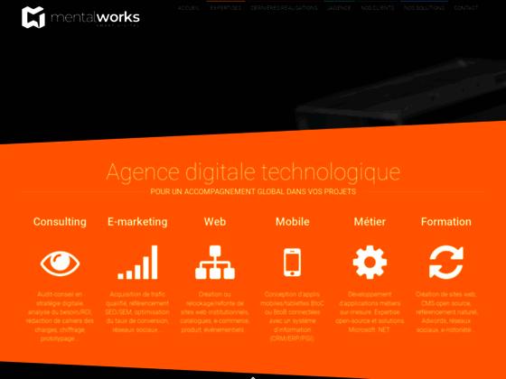 Création site web professionnel