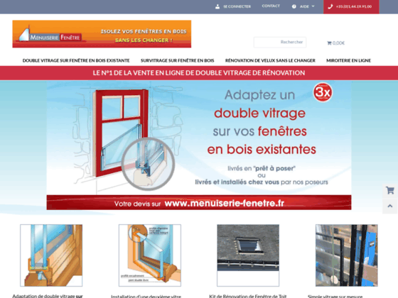 Remplacement vitrage, double vitrage - iroiterie nimes