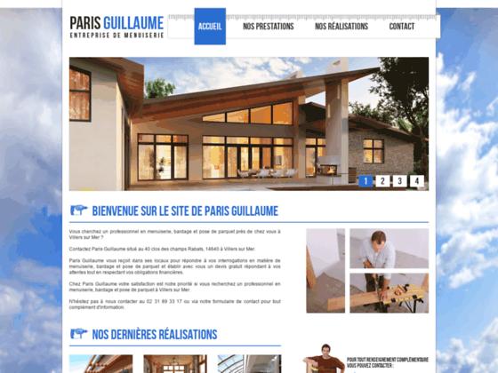 Paris Guillaume : Aménagement intérieur Calvados