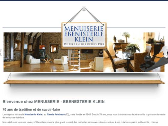 Bibliothèque sceaux - Menuiserie ebenisterie Klein