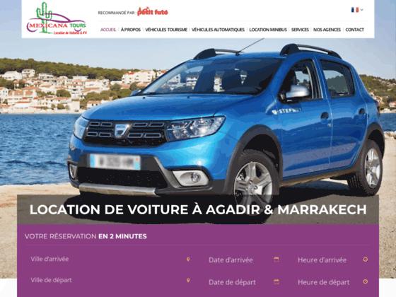 Location voiture Marrakech,Agadir,Maroc.