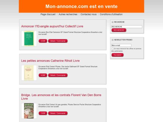 Mon-Annonce.com - Publiez gratuitement votre Annonce