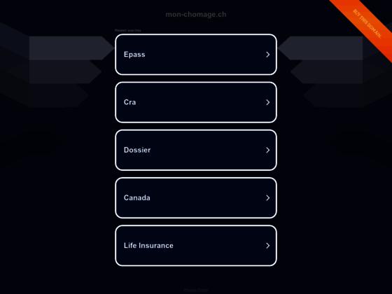 Assurance complémentaire chomage