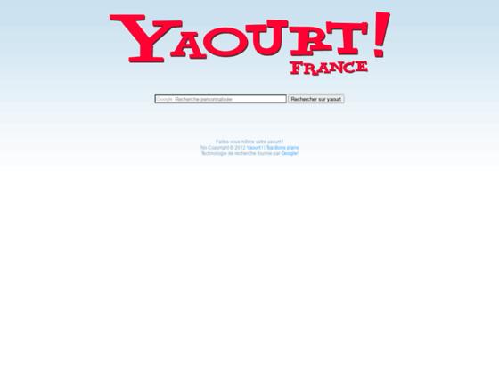 Le guide des meilleurs sites de Yaourt