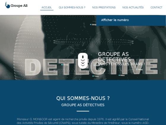 Agence de d�tective priv� � Paris