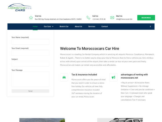 HOME | Agadir car hire rental , Marrakech Car Hire , Casablanca rent car airport Morocco location vo