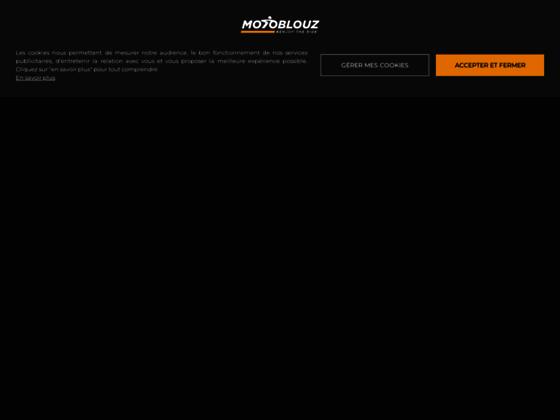 Tous les casques moto chez Motoblouz