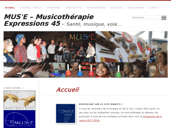 Photo image Musicotherapie expression 45
