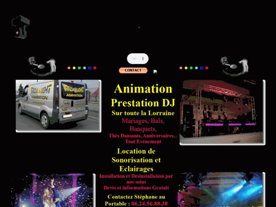 Animation de soirées