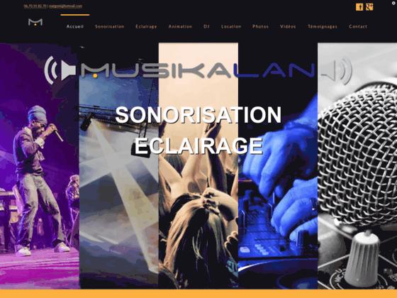 DJ pays basque - Sonorisation & Eclairage d'évènements et mariages