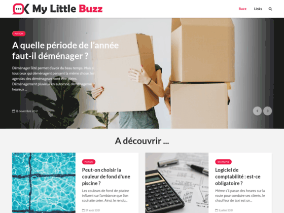 Buzz people et stars sur My little buzz