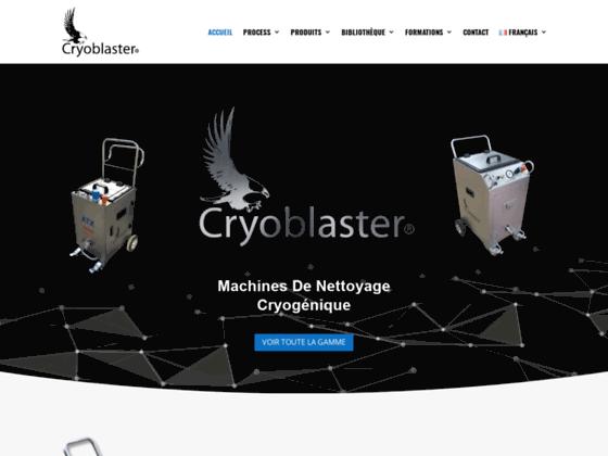 Formation au nettoyage cryogénique