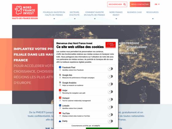 NFI, projet de développement en Nord-Pas-de-Calais