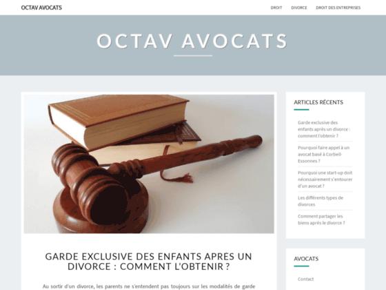 Octav : societé d'avocats situé à Reims