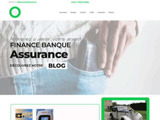 Gestion d'entreprise avec Offshore-paradis-fiscaux