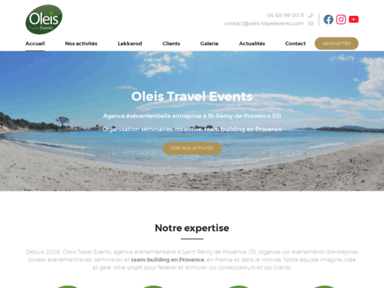 Oleis Travel Events, seminaire Luberon