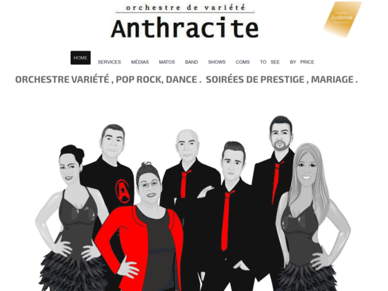 Orchestre Anthracite | Animation musicale