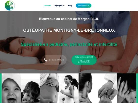 Ostéopathe Montigny le Bretonneux