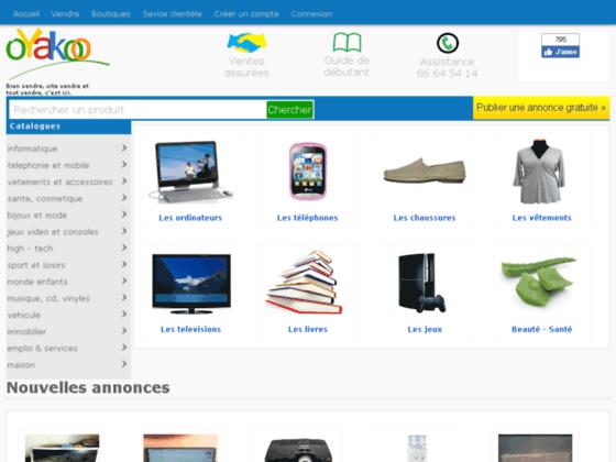Premier site multiservice et marchand au Bénin