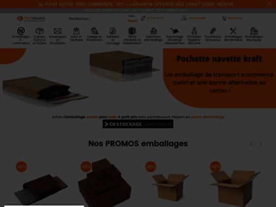 Emballage Carton, Boite Carton, Carton Emballage - Packdiscount