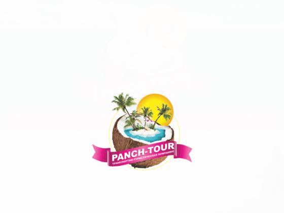 Скриншот сайта panch-tour.com.ua