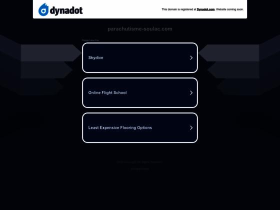 Centre de Parachutisme à Soulac Sur Mer