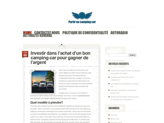 Location de camping car pas cher dans le nord de la France