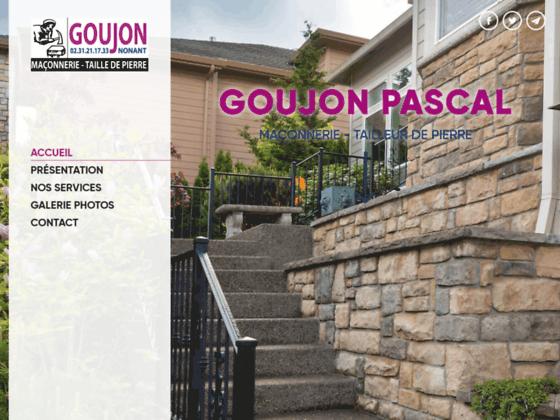 GOUJON PASCAL : votre spécialiste maçonnerie Caen.