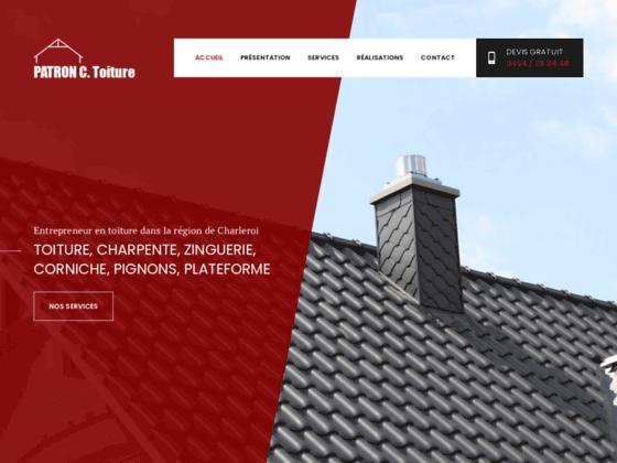 Patron Toiture : Réparation de toiture