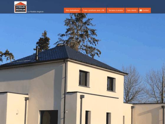 Le Pavillon Angevin : Terrains à vendre