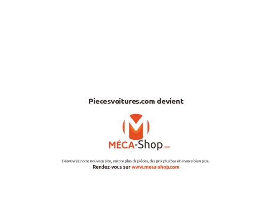 Piece auto - Pièces auto de marque, pneus autos discount et accessoires auto sur Piecesvoitures.com