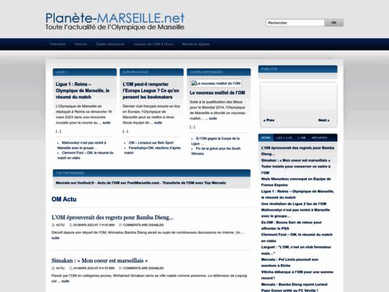 OM | Planete Marseille