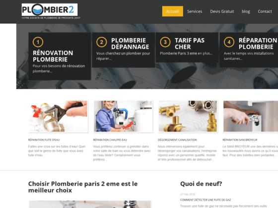 Entreprise plombier Paris ,specialiste plomberie