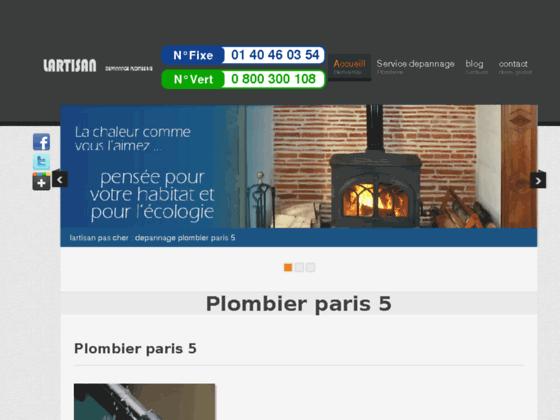 plombier  paris 5 - plombier 75005