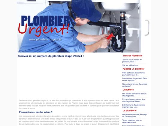 plus de lecture sur plombier-urgent.fr