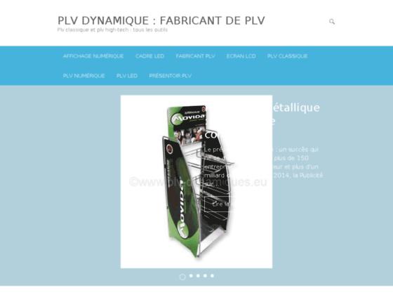 Agence Plv : une gamme de produits importante