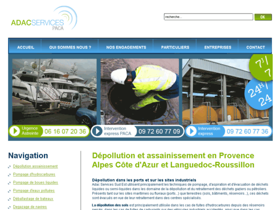 Adac Services PACA Languedoc-Roussillon