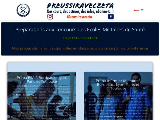 Préparation à distance au concours ESA | Prepa-esa.fr