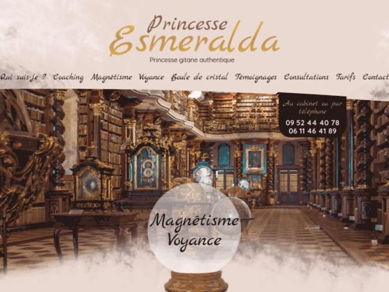 Princesse Esmeralda voyante
