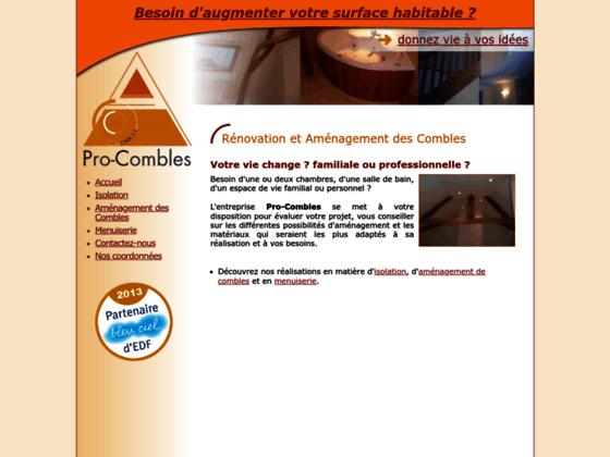 Pro-Combles - Aménagement, Rénovation de Combles