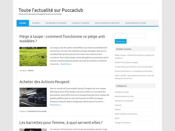 Le puccaclub - Le fanclub de Pucca