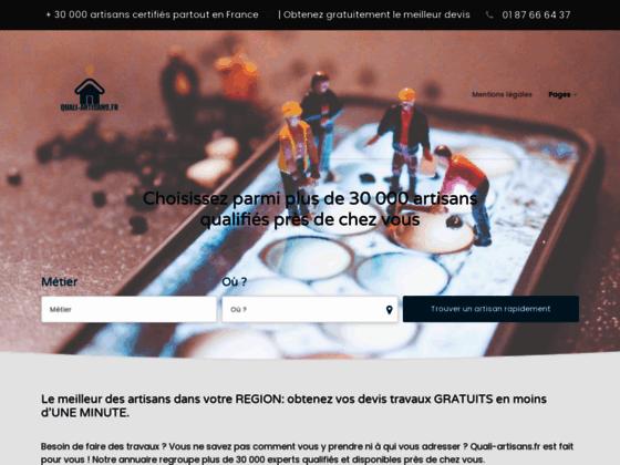 Annuaire des artisans de France