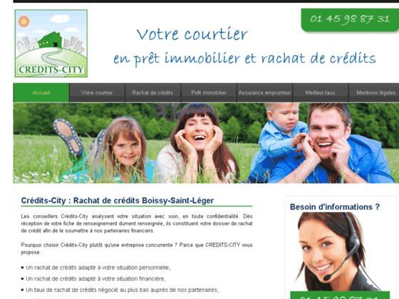 Rachat de crédits Boissy-Saint-Léger