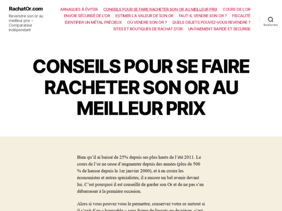 Rachatd'or